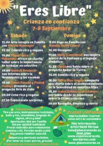 Festival Familiar ¨Eres Libre¨